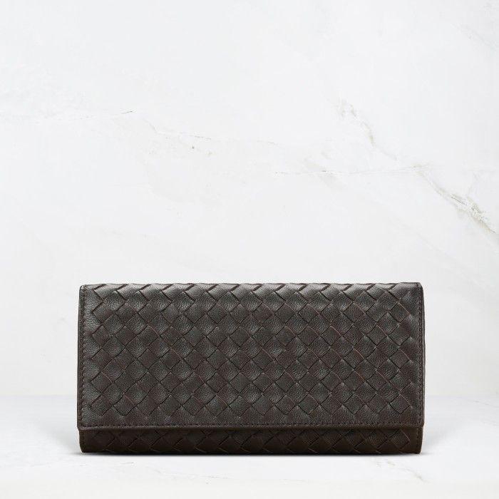 20-Card Long Wallet