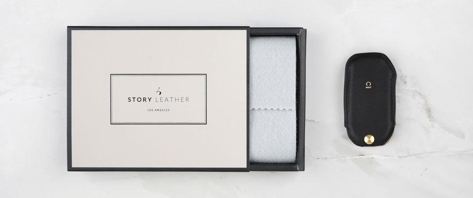 Custom Made Leather Key Cover for Your Kia Telluride Car Key Fob