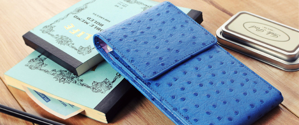 long style holster belt clip pouch case